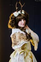 Lolita in Winter by darkagesun