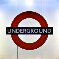 Underground by xergic