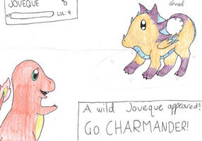 Wild Joveque appeared by Drayna