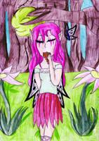 Sweet fairy by Drayna
