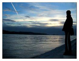 Alone by Mehrunnisa