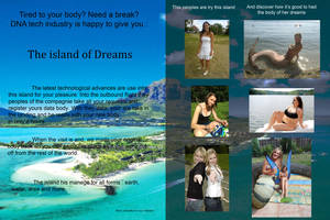 The island of dreams by tsilver
