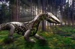Wood Dragon by tsilver