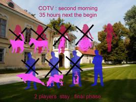COTV P7.5 : Waking up scene by tsilver