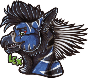 Lexus Badge by Sashiryuu