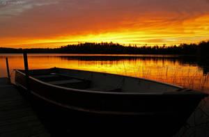 Sunrise by LilyWren