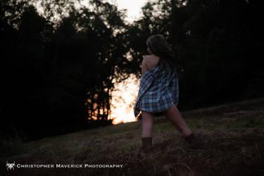 April: Sunset 3 (of 17) by chrismaverick