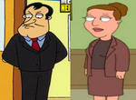Family Guy: Mr. Weed And Angela by Evanh123