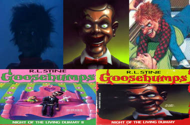 Goosebumps: Slappy's Monsters by Evanh123