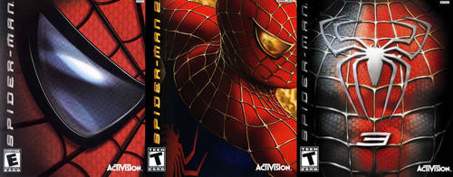 SpiderMan Video Games by Evanh123
