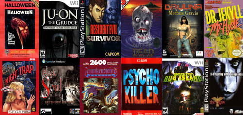 The Worst Horror Games Ever Made by Evanh123