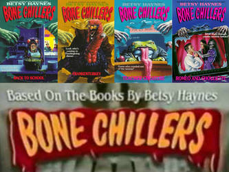 Bone Chillers: TV Show Book Attestations by Evanh123