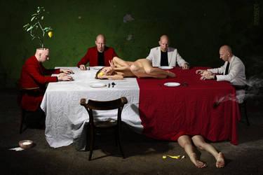Pan Kartawsky i jego cytryny by sauco-m