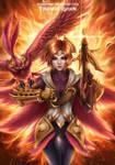 Phoenix Quinn by monkeyyan