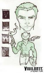 DC Ultimate Teens_Vigilante by BlackReverend