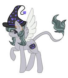 Sapphires Halloween look by PurplePonys4Life