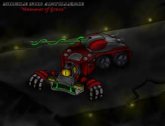 Mobile Nod Artillerie by ZombieFX