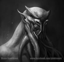 Alien by pinkhavok