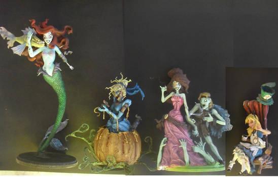 happy hallowen by JOPUTAPELIRROJO