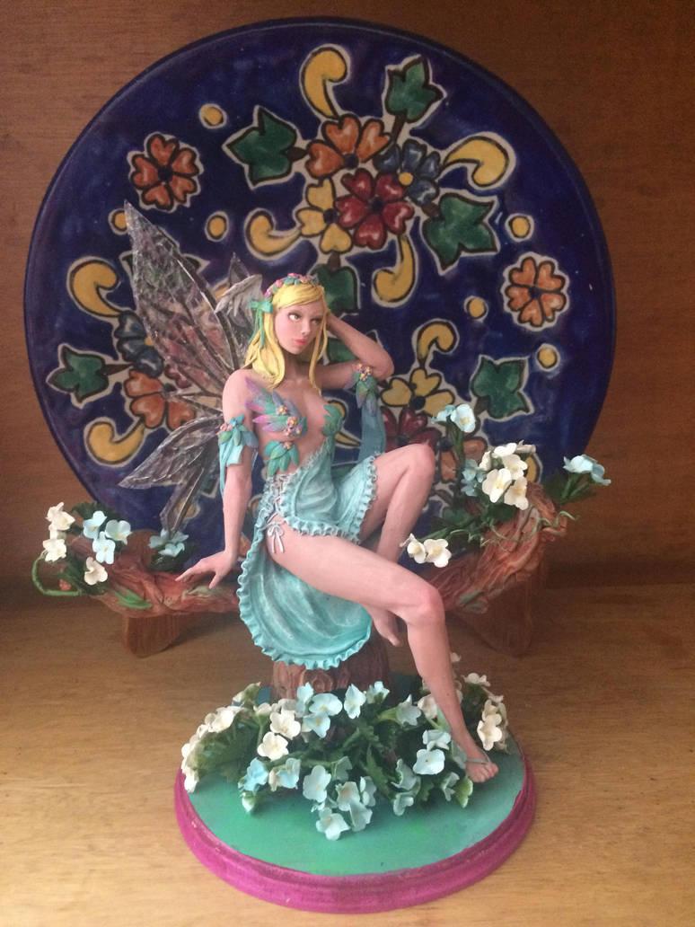 Fairy  by JOPUTAPELIRROJO