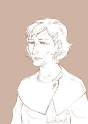 FreeSketch Madeleine by Ludimie
