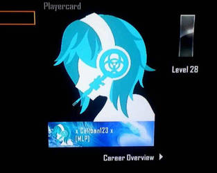 Anime Girl Emblem by Caliban123