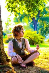 The Hobbit - Bilbo Baggins by itsL0KI
