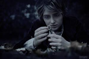 Bilbo Baggins - Mine! by itsL0KI
