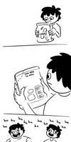 autobiography comics by Klecktacular