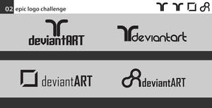 dA logo second set by Silence-sk