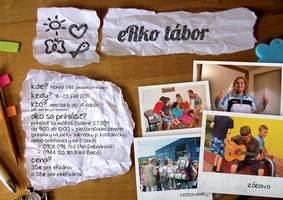 eRko tabor 2011 poster by Silence-sk