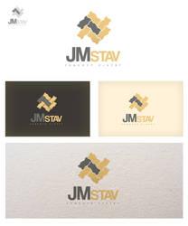 JMstav logo by Silence-sk