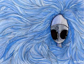 Virtual Mask by pumpkynn