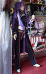 Vocaloid cosplay Gakupo by aloiVViola