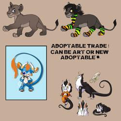 Adoptable Trade by IrinaeAsakura