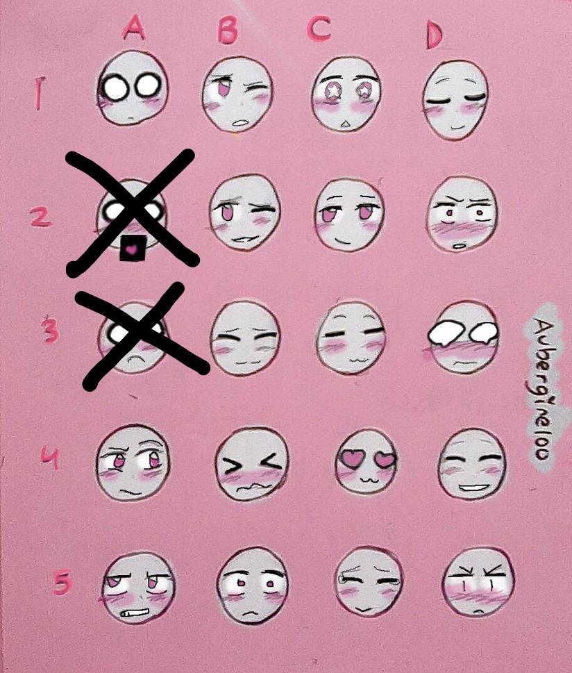 Free Art Expression practice by IrinaeAsakura