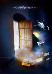 Fatima al-Zahra by magicbooks