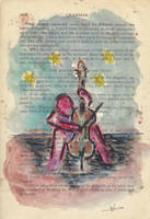 The Cellist by Philliewig