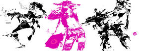 Guns n ladies. by Fealasy