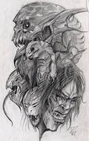 Demons of my mind by Fealasy