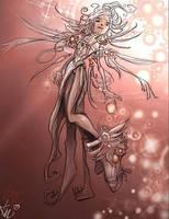 An Angel by Fealasy