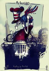 My USAland by Fealasy