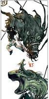 Phobia VS Phobia by Fealasy
