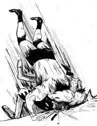 Wrestling Series: DDT by lookehereguy