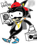 PANTHER THE HIP HOP JAMPANTHER by lookehereguy