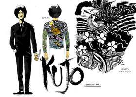 Kujo by lookehereguy