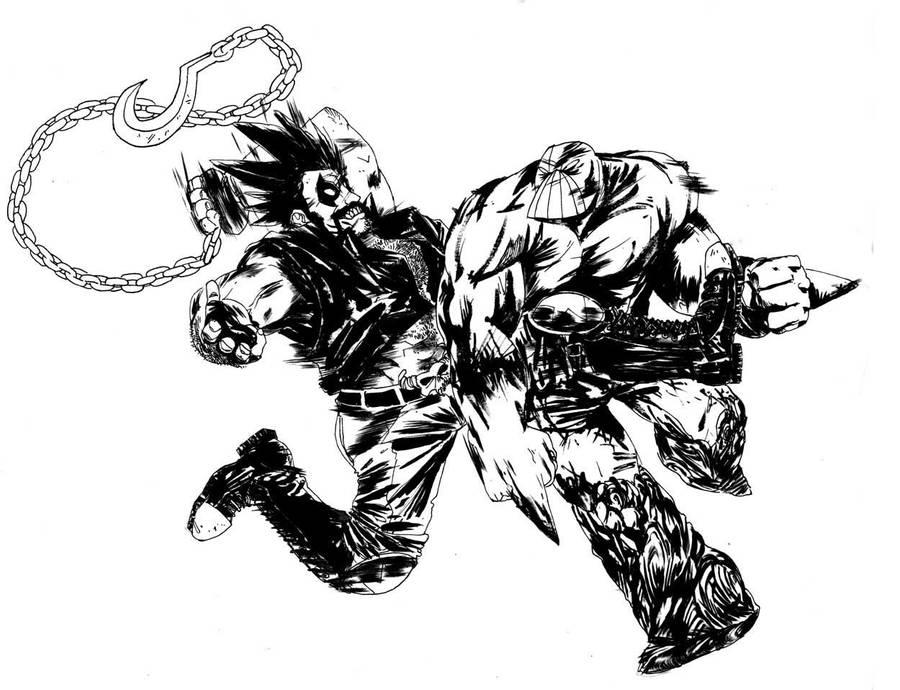 The Maxx v. Lobo by lookehereguy