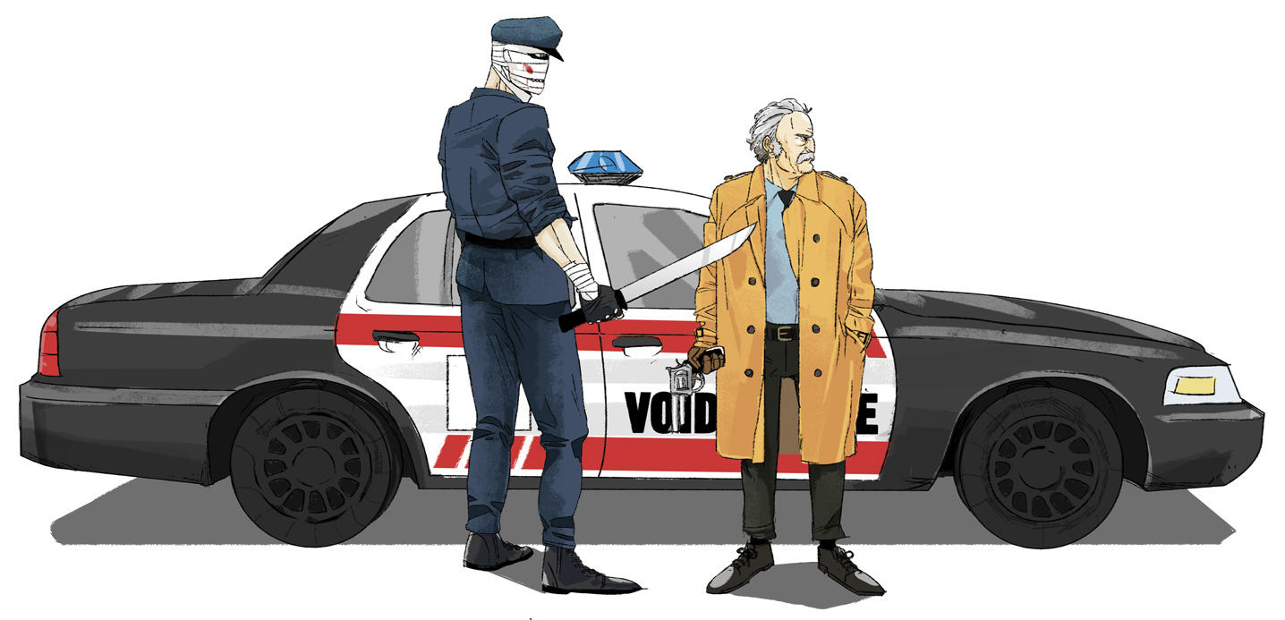 The VCPD by lookehereguy