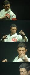 UFC fighter Akiyama Yoshihiro by iminime