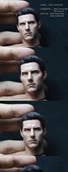 Tom Cruise by iminime